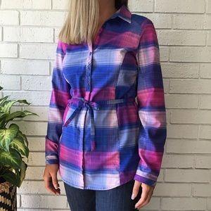 Columbia | Omni Wick Button Down Long Sleeve Shirt